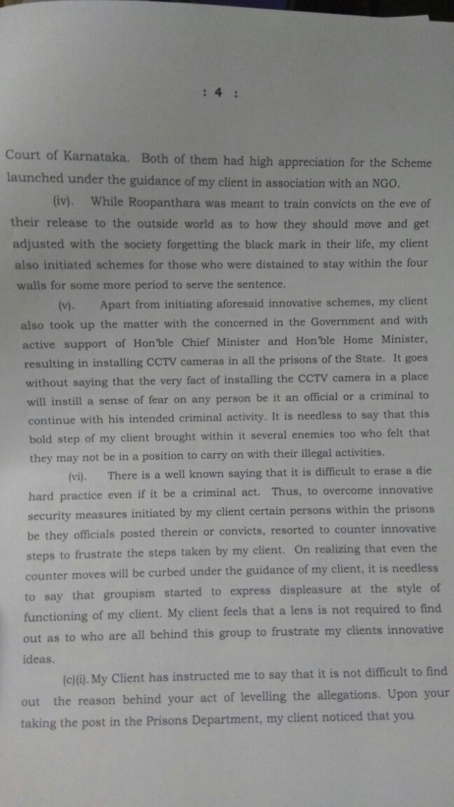 Defamation Notice Page 4