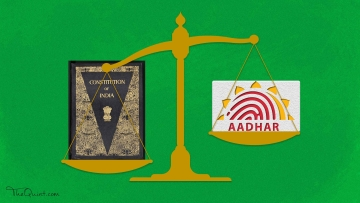 Does the Aadhaar scheme violate the Constitution?