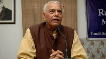 Yashwant Sinha's statement came in the light of the Paradise Papers Leak