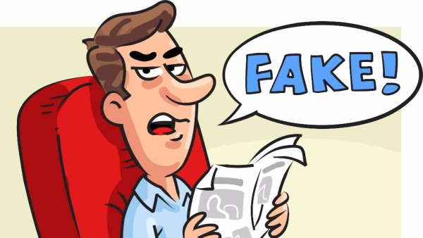 It may sound like fake news, but how do you fact check?