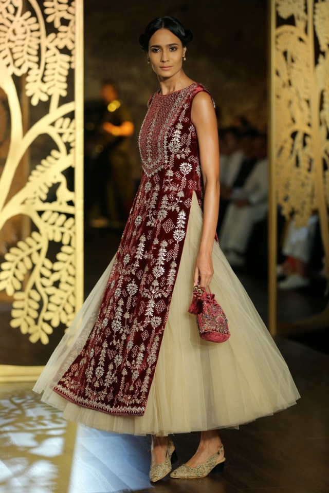 Anita Dongre Makes Couture Cool: Introduces Tulle Skirt, Obi Belts