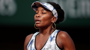 File photo of Venus Williams who has reached an out of court settlement for a fatal car crash in Florida.
