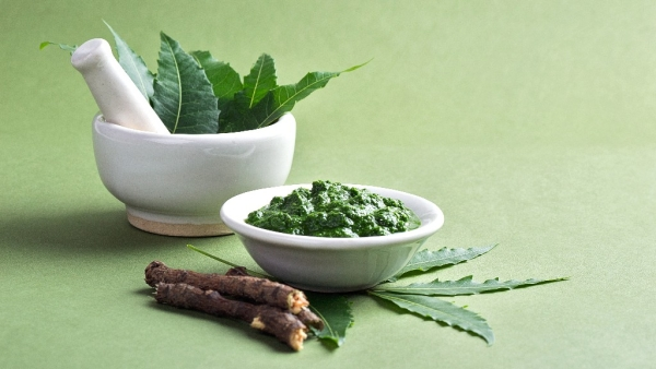 Neem tree is replete with skin and hair benefits.