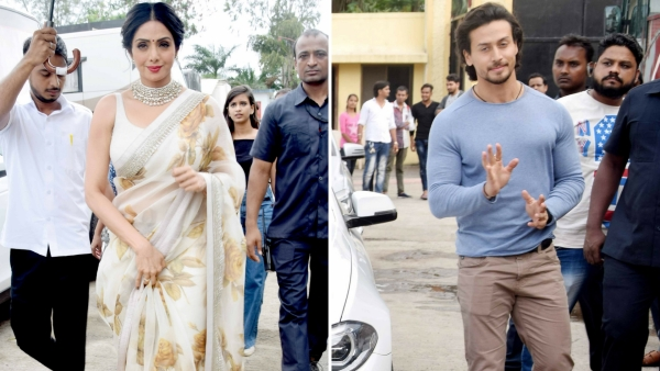 How to Be a Star Like Sridevi and Tiger Shroff (If You Wanna)