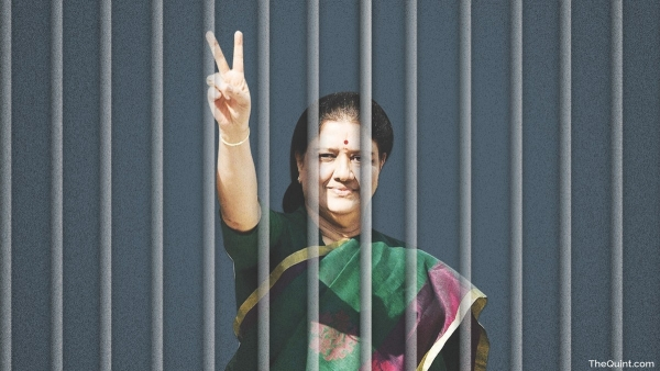 DIG Roopa had alleged that her superior had taken a bribe  to provide special treatment to AIADMK leader VK Sasikala at Bengaluru's central prison.