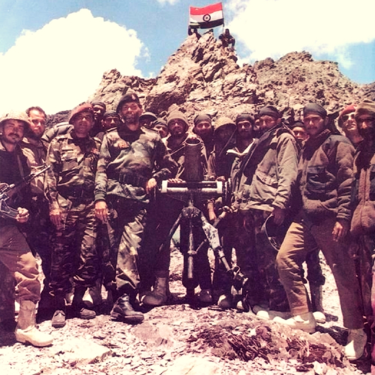 We Asked For Bullets, Not Bread: The Story of a Kargil War