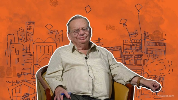 Ruskin Bond speaks of a surge in the number of writers relative to readers.