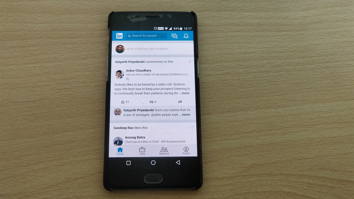 Made for India LinkedIn Lite App Goes Live to Connect With