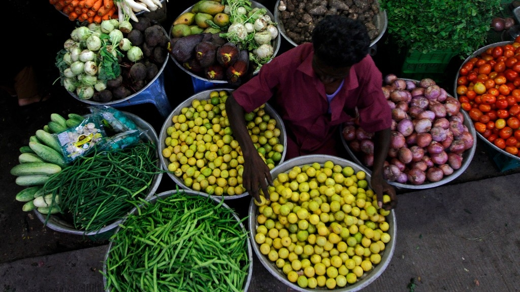 Retail Inflation Rises to 3.18% in June