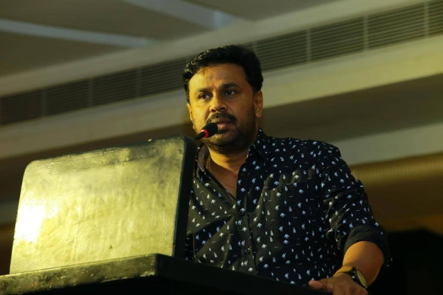 Dileep indulged in naming and shaming the survivor on TV channels.