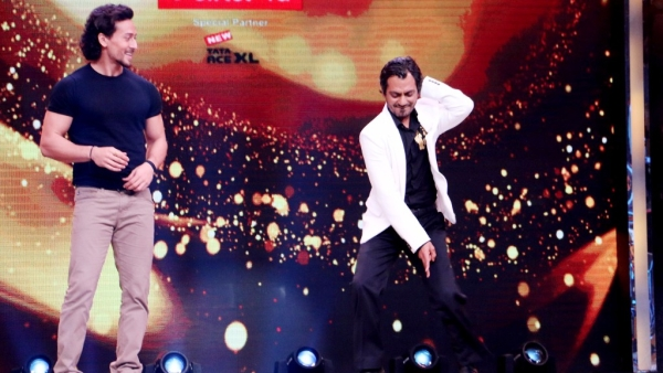 In Pics: Nawazuddin Takes Dancing Lessons From  Tiger Shroff