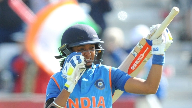 Harmanpreet Kaur made her debut for India back in 2009.