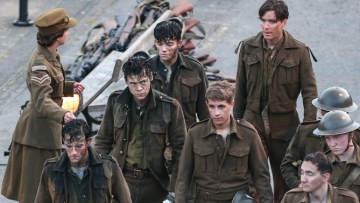 A still from <i>Dunkirk</i>.