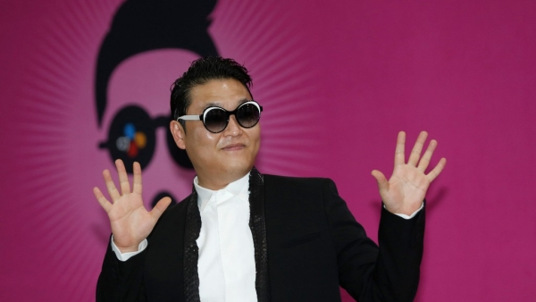 PSY's <i>Gangnam Style</i> goes out of style.