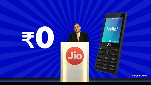 Reliance Jio isn't done with freebies, just yet.
