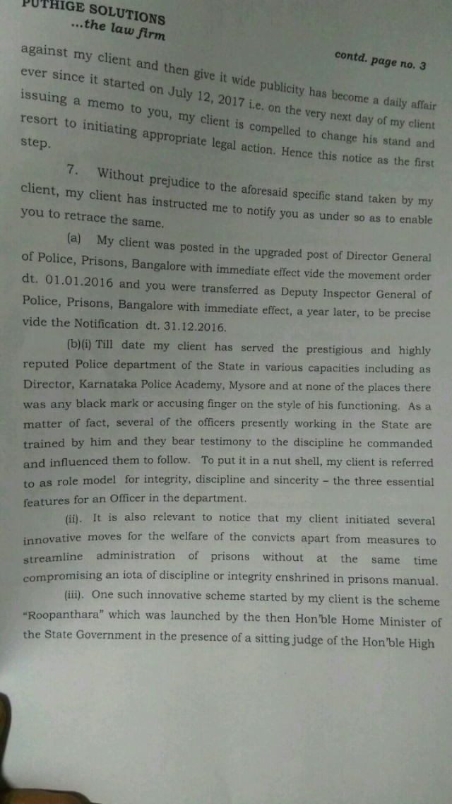 Defamation Notice Page 3