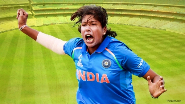Jhulan Goswami is the leading wicket-taker in ODIs with 189 wickets.