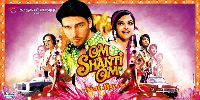 Tom Cruise as a Bollywood extra? LOLZ.