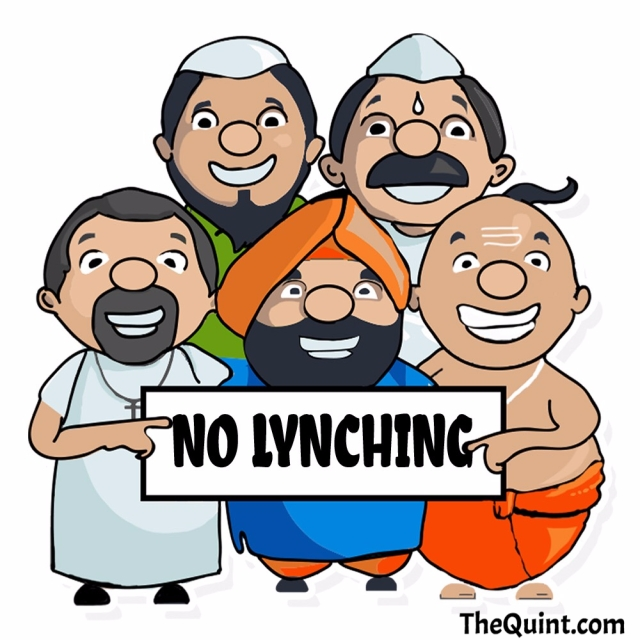 No lynching