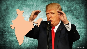 Trump's tough stand on terrorism is good news for India even as it views Afghanistan invite with skepticism.
