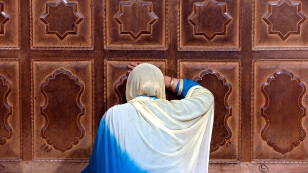 Across religious communities, except Sikhs, there are more divorced women than men.