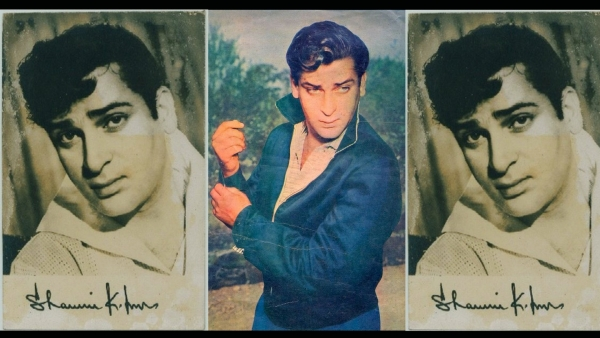 Shammi Kapoor: Bollywood's first the rebel lover boy.
