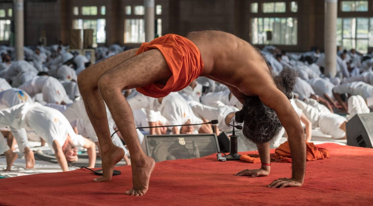 Is Ramdev Hiding Behind Power of Saffron Robes? His Biography Asks