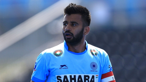 Hockey World Cup: Manpreet to Lead India, Rupinder Misses Out