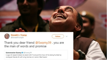 Subramanian Swamy gets trolled