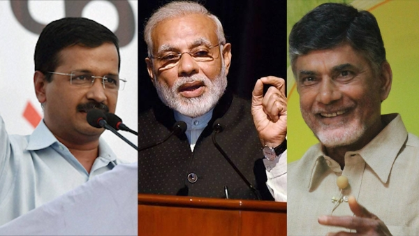 Bypoll Results: AAP Wins Big In Delhi; NDA Wins in Goa, Andhra