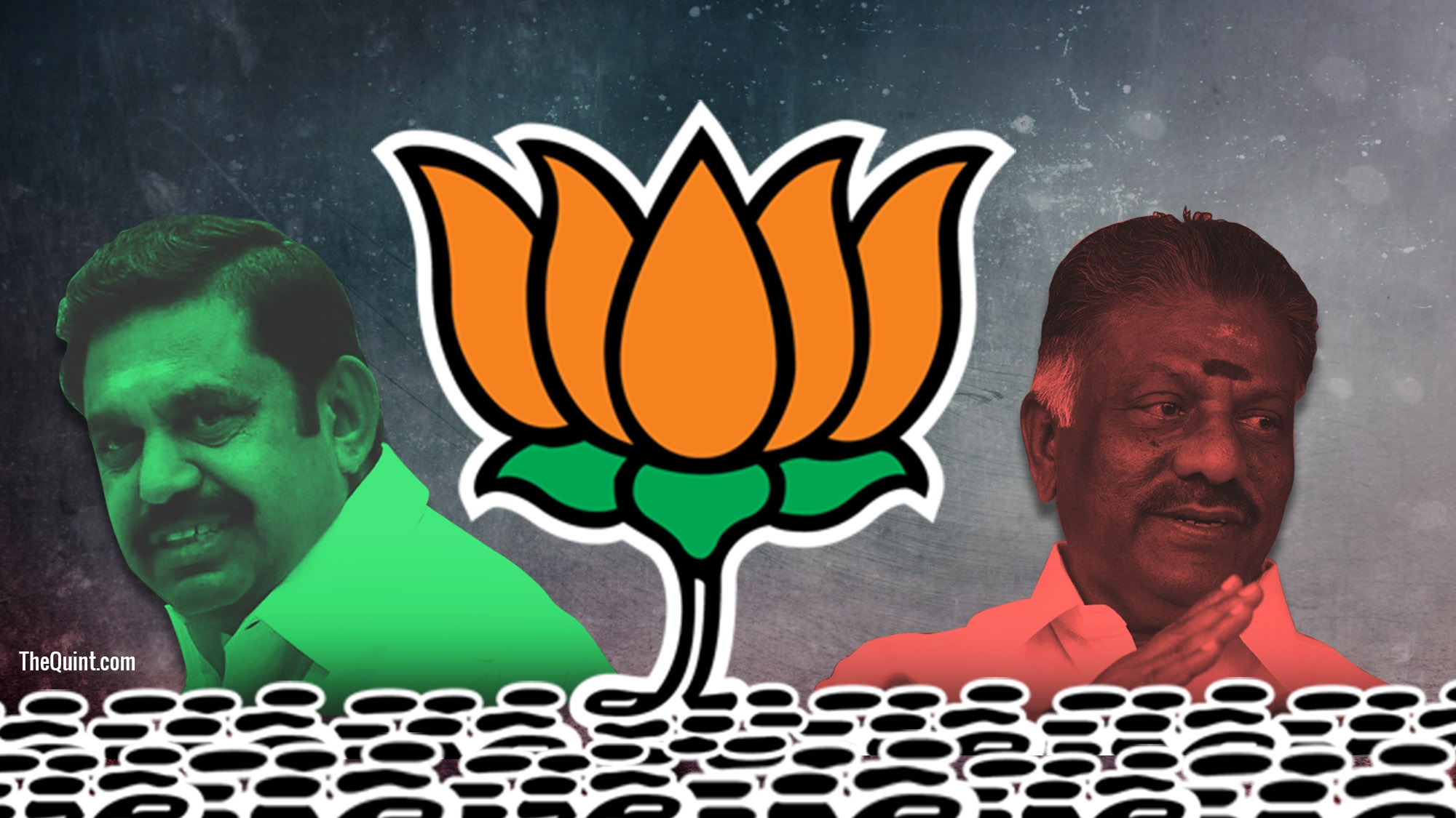 QChennai: BJP-AIADMK Seal Pact; 3 Held for 'Spying' on Women