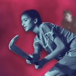 Girls in Haryana's Rewari have found a phenomenal way to  defend against street harassment, and boost self-morale – Hockey.