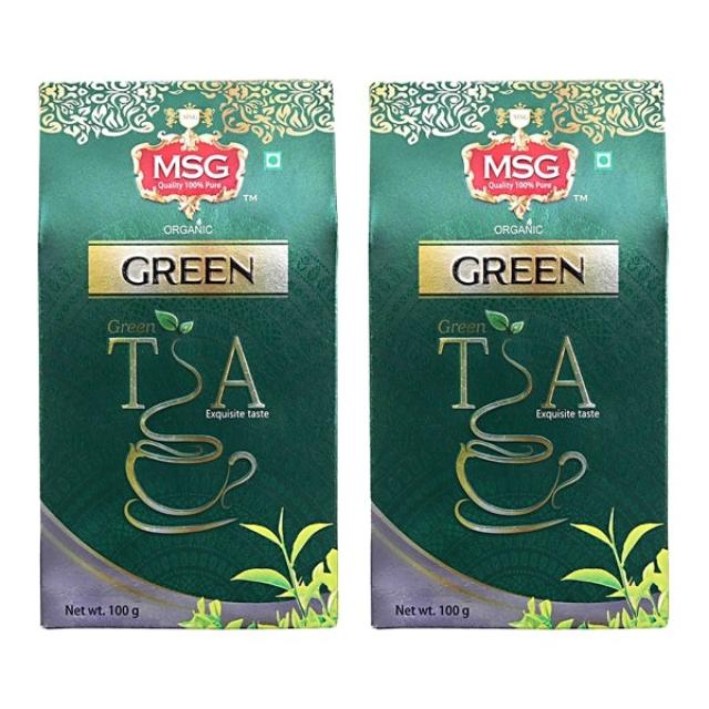 MSG's green tea.