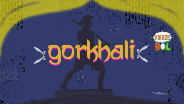 There's a reason why we use Gorkhali when we can simply say we're a Nepali speaking community.