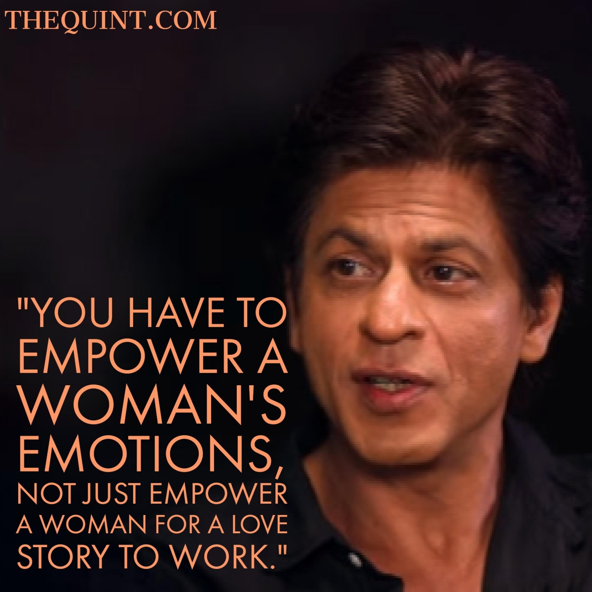 7 Quotes That Make Shah Rukh Khan The Quintessential Lover Boy The