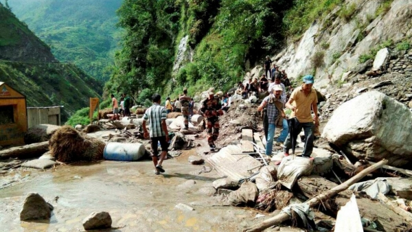 Geologists Urge Relocation of 12 Pithoragarh Villages in U'Khand