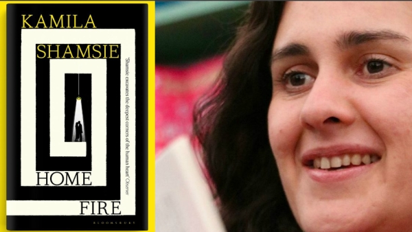 Kamila Shamsie's seventh novel, Home Fire.