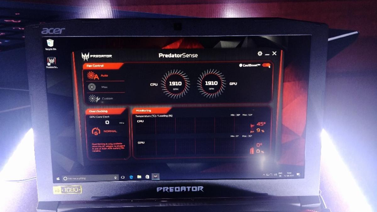 Acer Brings Predator Helio & Nitro 5 to Evolving Indian