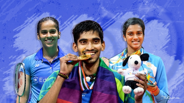 Saina, Srikanth and Sindhu will lead India's campaign at this week's Indonesia Masters.