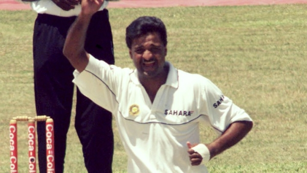 File photo of Javagal Srinath.
