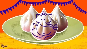 Modaks are a Ganesh Chaturthi special.