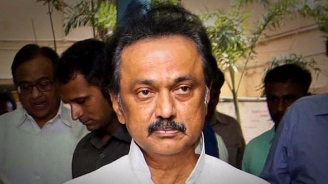 DMK leader MK Stalin wanted correction of anomalies in the electoral list.