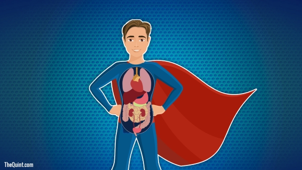 Interactive: Be an Organ Donor – Be a Superhero!