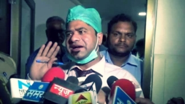 Dr Kafeel Khan. (Photo Courtesy: YouTube screengrab)