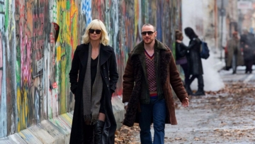 A still from <i>Atomic Blonde</i>.