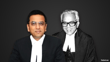 "Supreme Court Justice DY Chandrachud overturned a judgement authored by his father in 1975, calling it ""seriously flawed""."
