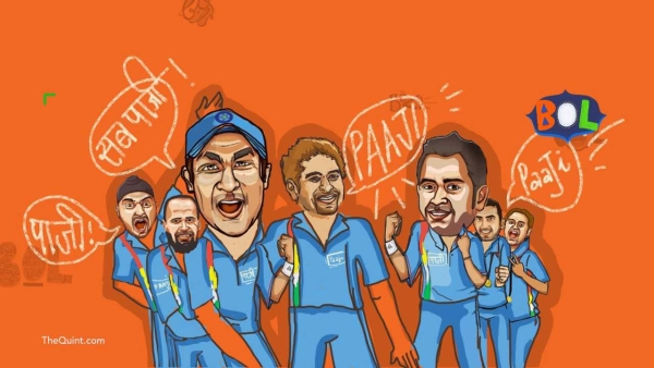 Sachin Tendulkar, the God of cricket, the mild mannered middle class Marathi has become the 'Paji' of Indian cricket.
