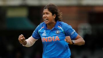 Jhulan Goswami is the world's highest wicket-taker among women in the one-day format.