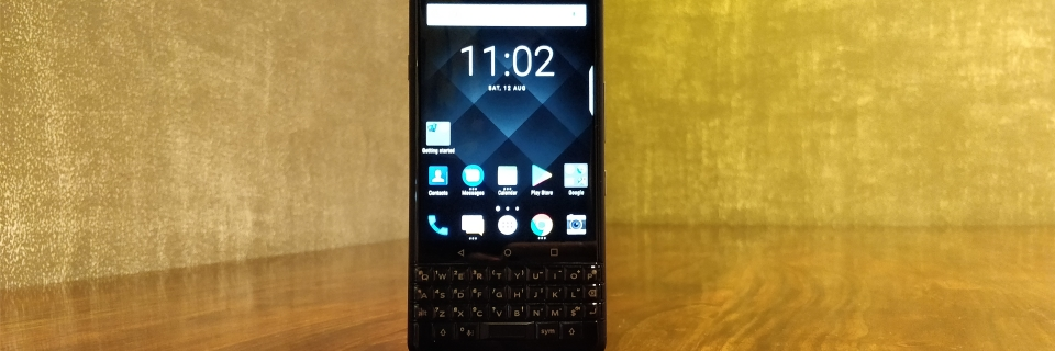 BlackBerry KEYone Review: The 'Key' To Better Smartphone Security