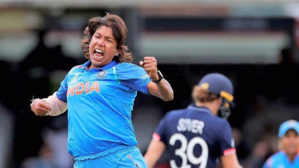 Jhulan Goswami is currently the world's highest ODI wicket-taker in women's cricket